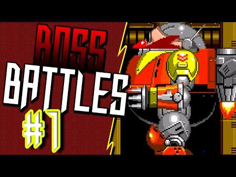 Mecha Sonic Death Egg Robot Sonic The Hedgehog 2 Boss Battles 1 Youtube
