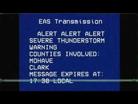 EAS Mock - 1999 EAS