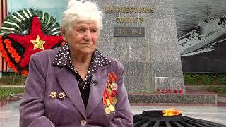Воспоминания ветеранов о войне в Туапсе. 1941-1945