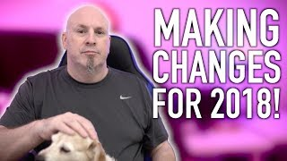 Making Changes - Going Back To Our PC Roots