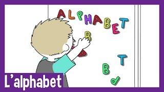 Compilation vidéos pour enfants - Apprendre l'ALPHABET - MINI ABC