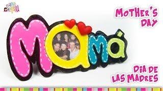 Mother's day photo frame / Portaretrato Día de las Madres Thumbnail