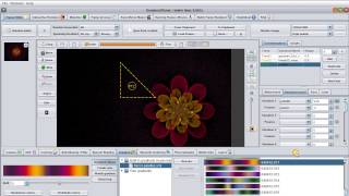 JWildfire video tutorial 02: flowerz and layerz in 2D