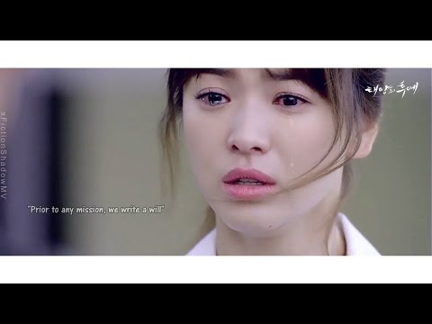 "Descendants Of The Sun MV - ""I Miss You"" (Shi Jin X Mo Yeon)"
