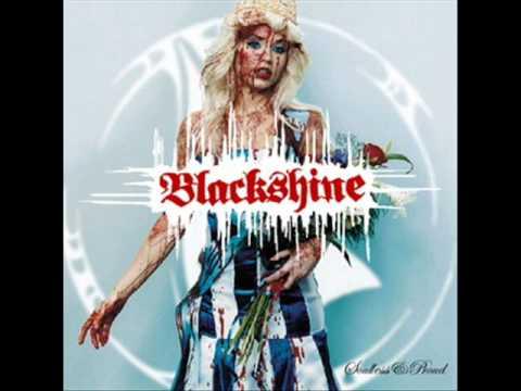 BLACKSHINE - Choked With Feathers