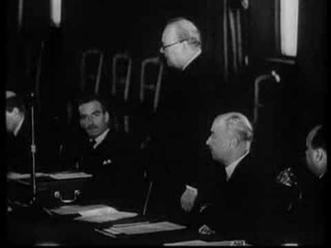 Winston Churchill's 1941 Great Declaration