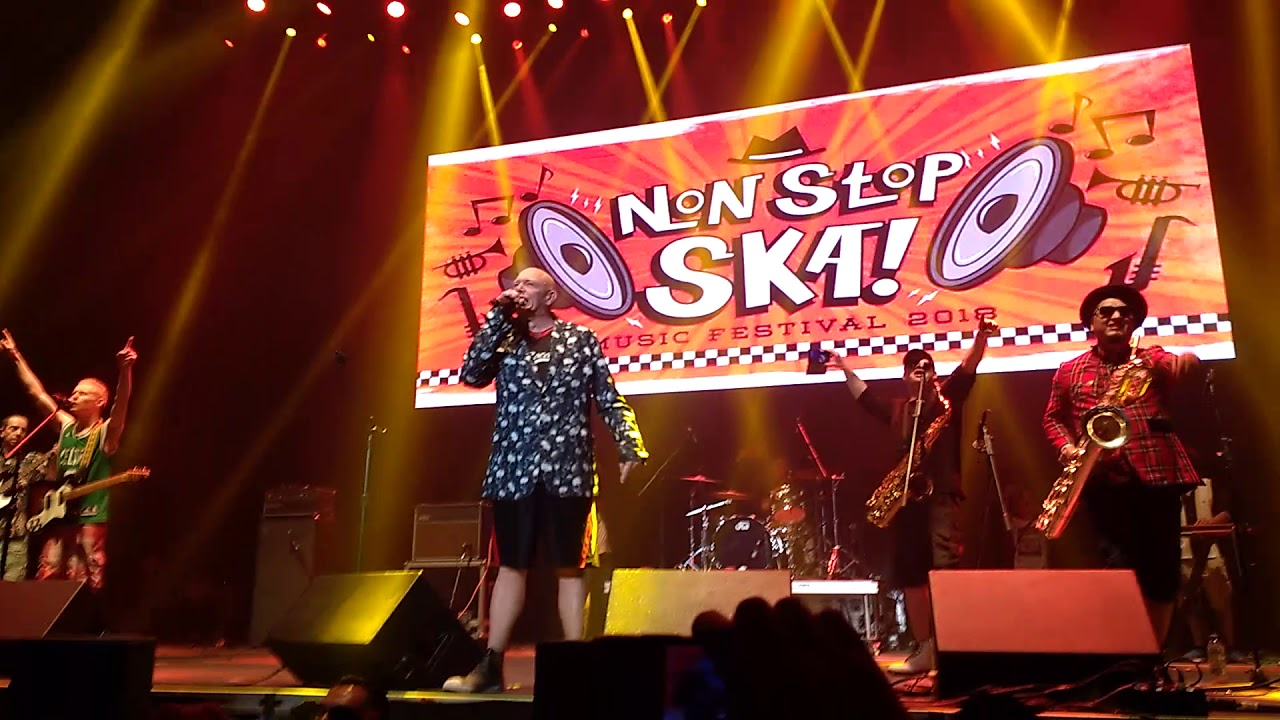 Download This is ska - Bad manners Non stop ska 2018