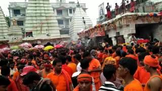 Deoghar (Baba dham) live darshan 2017