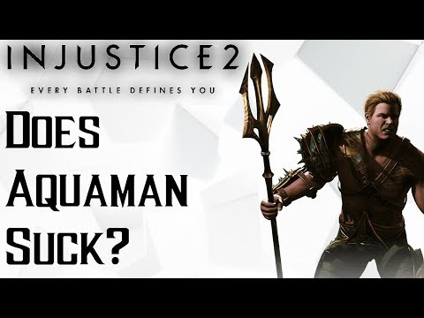 5 Most DOWNPLAYED Characters in Injustice 2