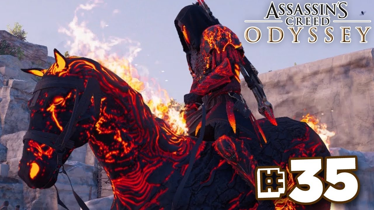 Hades Goes To Sparta Assassin S Creed Odyssey Part 35