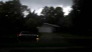 Tornado hits Austin Minnesota