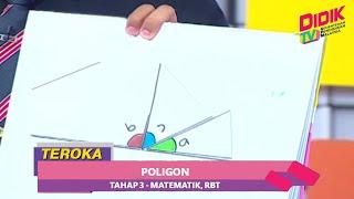 Teroka (2021)   Poligon (Tahap 3 – Matematik, RBT)