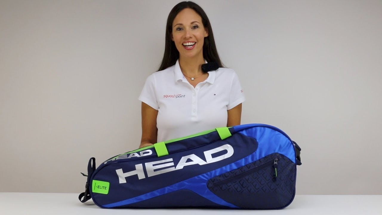 Head Elite 3R Pro Tennis Bag