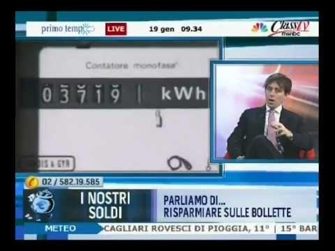 Energia elettrica e riscaldamento: come risparmiare sulle bollette | CNBC Class TV - SuperMoney