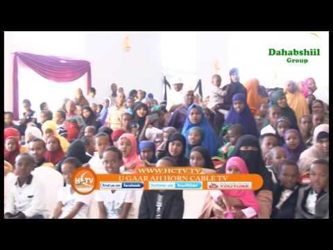 Barnaamijka Maaweelada Caruurta HCTV Iyo Riwaayad Qosol Badan By Ayuub Ibraahim