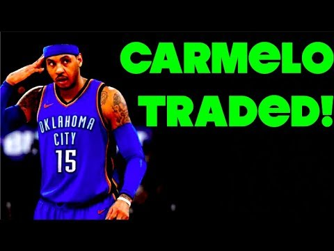 CARMELO TRADED TO OKC! Did The Thunder Win This Trade? Knicks Finessed?