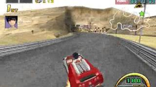 Crazy Kart-Mogao Caves Shortcut Without Nitro