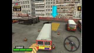 BEST BUS 3D PARKING GAME - Free Games Online