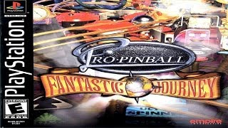 Pro Pinball Fantastic Journey PS1 Gameplay