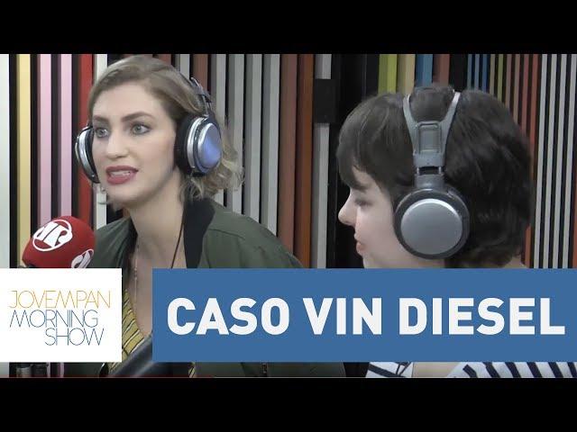 "Carol Moreira: ""Nunca falei que fui assediada"", sobre caso Vin Diesel | Morning Show"