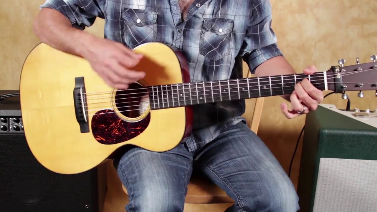 Why Beginner Acoustic Guitar Players Use 4 Uplifting Chords More