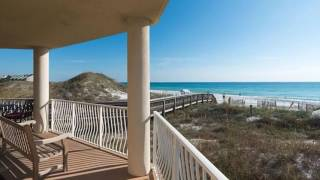 Gulf Front 30A Florida Vacation Rental Corner Unit Condo with Easy Beach Access - Dunes of Seagrove