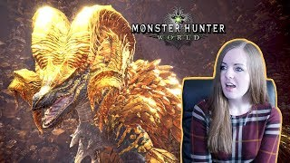 I NEED A SQUAD!! | Monster Hunter World - Kulve Taroth Gameplay