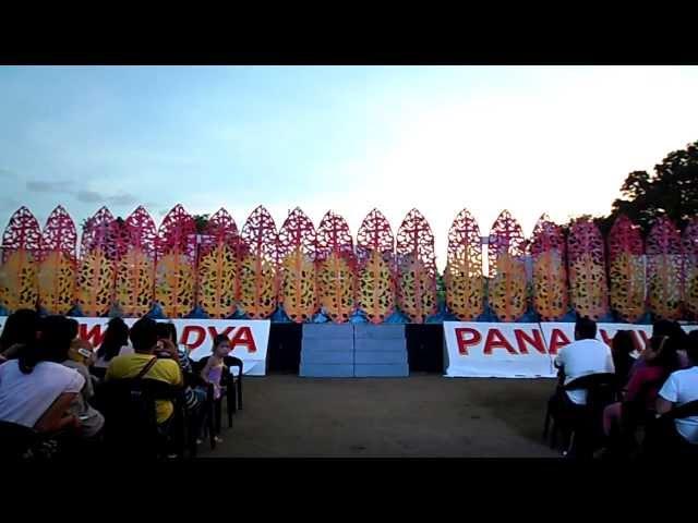 HUDYAKA sa PANGLAO 2013 BGRY. LIBAONG..GRAND CHAMPION