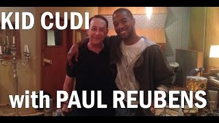 Kid Cudi Talks with Paul Reubens on the Talkhouse Film Podca