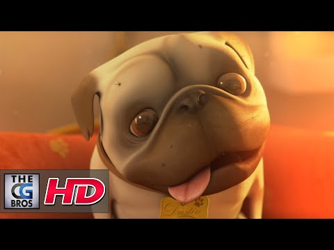 "**Award Winning** CGI 3D Animated Short Film:  ""Dustin""  - by The Dustin Team"