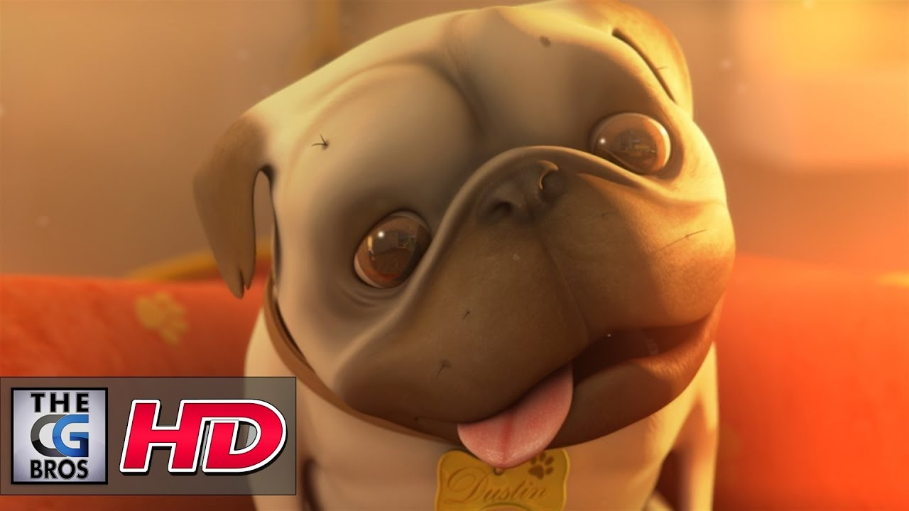 **Award Winning** CGI 3D Animated Short Film:  'Dustin'  - by The Dustin Team