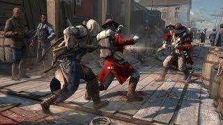 Дневники разработчиков Assassin's Creed 3. Часть 3. [Rus, HD]