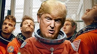 Video Donald Trump Singing Drag Me Down Song by One Direction download MP3, 3GP, MP4, WEBM, AVI, FLV Desember 2017