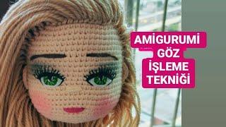 GÖZ IŞLEME #migurumigözişleme