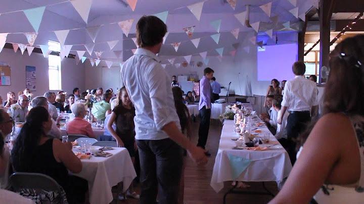 justin bieber baby flash mob at wedding reception