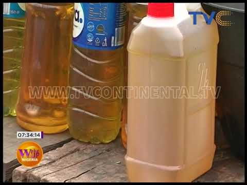 Health Talk: Dangers of Consuming Unbranded Vegetable Oil | Wake Up Nigeria