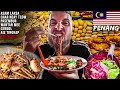 BEST Food in Malaysia - ULTIMATE STREET FOOD TOUR in Penang | George Town