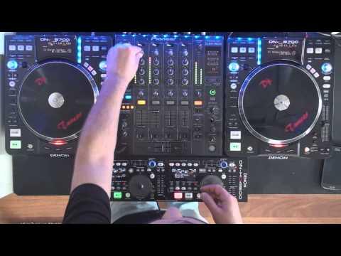 Türkçe Pop Müzik Mix 2013 DJ Tuncer Yapağcı Denon DN-S3700 and Pioneer DJM-800