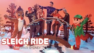 SLEIGH RIDE - The Ronettes Dance Choreography | Jayden Rodrigues JROD | MERRY CHRISTMAS