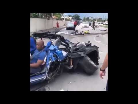 Doc Reno - Man Shocked After Surviving Serious Car Accident Unharmed