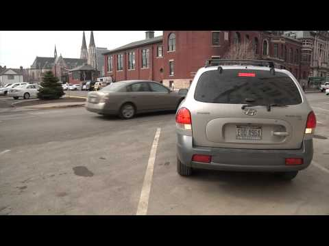 Reverse Angle Parking : How To