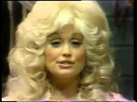 Captain Kangaroo with Dolly Parton  1976