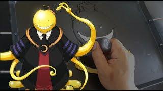 Pancake Art - Koro-sensei (Assassination Classroom)