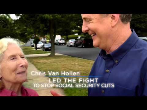 Chris Van Hollen: Leading the Fight