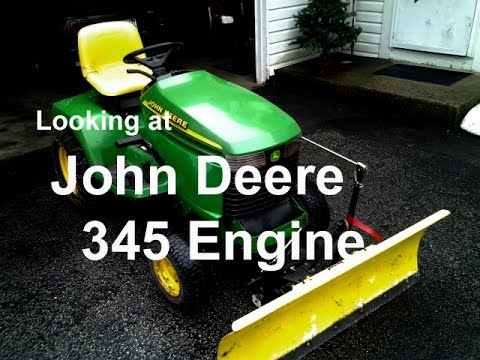 Explaining John Deere 345 FD590v Engine Componants YouTube – John Deere 345 Engine Diagram