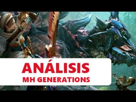 Monster Hunter Generations | CUATRO generaciones en UNA | ANÁLISIS & CRÍTICA 3DS