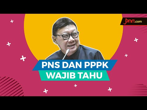SE MenPAN-RB 9 April, Wajib Diketahui PNS dan PPPK