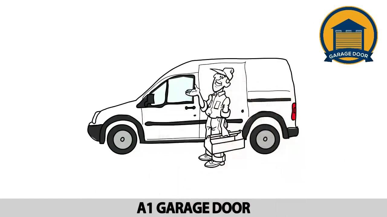 Garage Door Repair Seattle   A1 Garage Door
