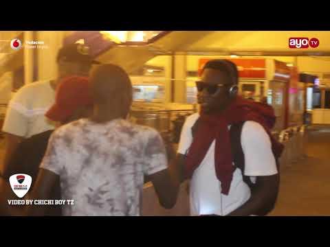 Roma Mkatoliki alivyowasili Dar akitokea Zimbabwe