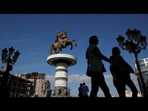 Macedonia prepares for referendum
